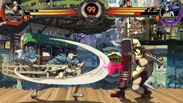 Skullgirls 2nd Encore Upgrade PC-SKIDROW