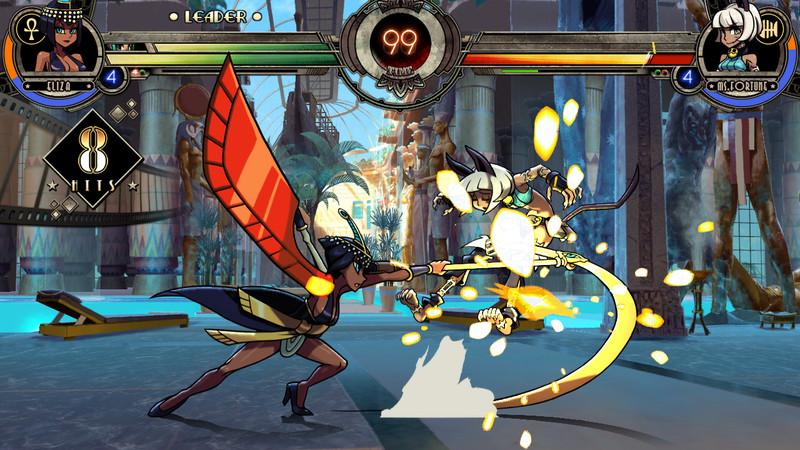 Skullgirls 2nd Encore Gameplay 1