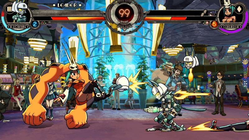 Skullgirls 2nd Encore Gameplay 3