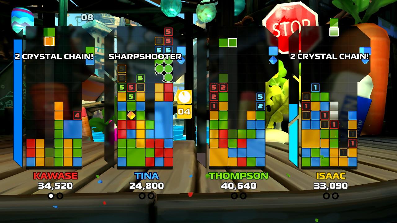 Crystal Crisis screenshot
