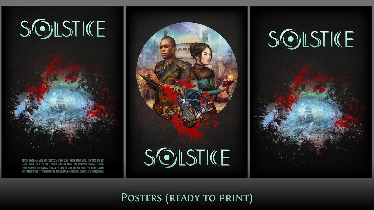 Solstice OST + Bonus Content screenshot