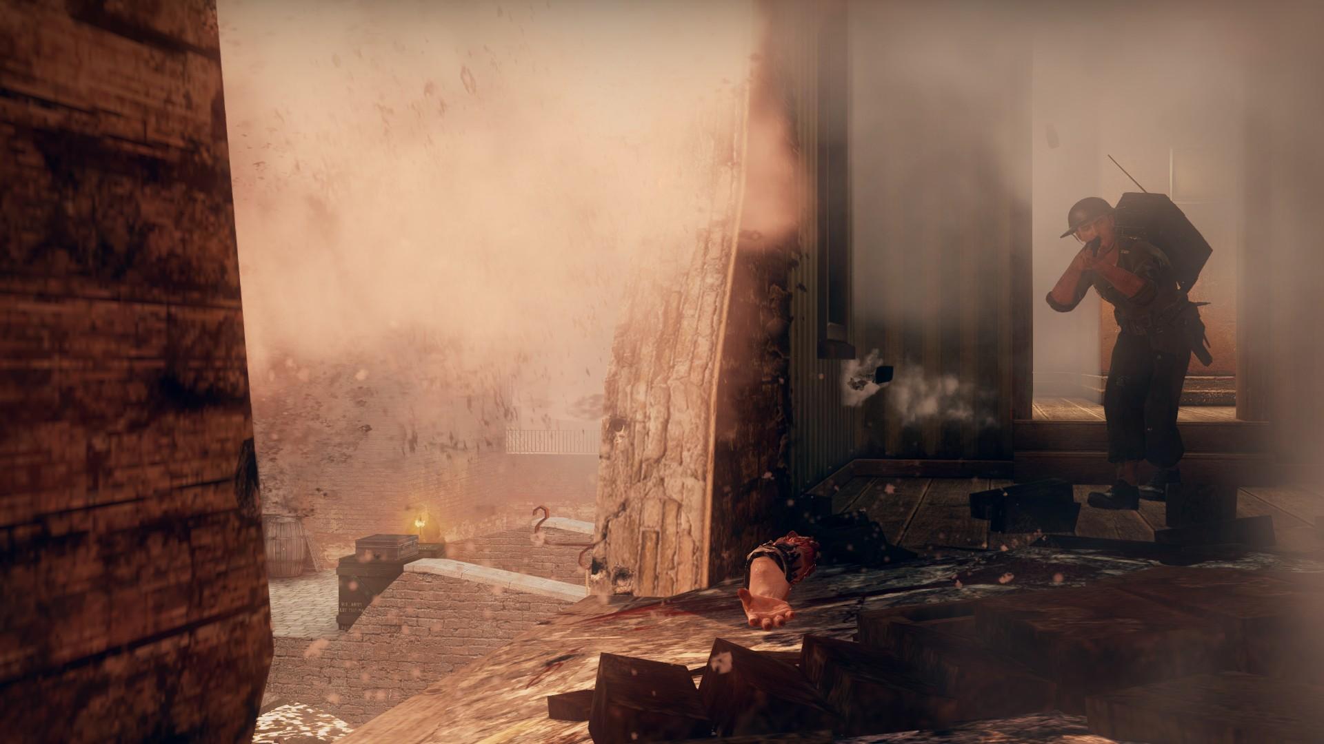 Day of Infamy screenshot