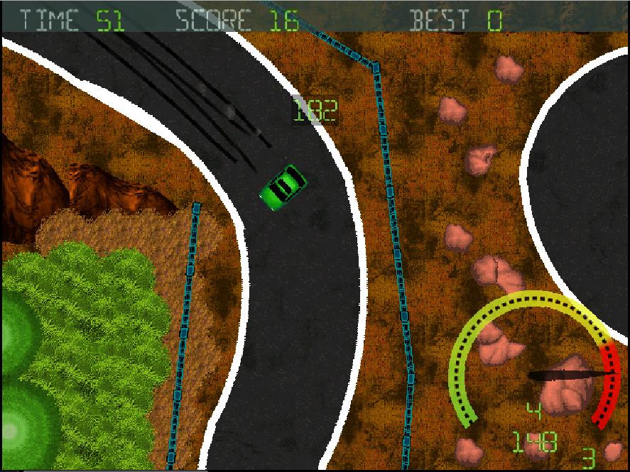 Drift (Over) Drive screenshot