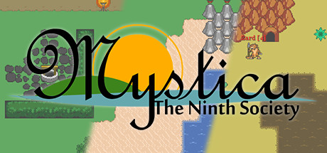 Mystica: The Ninth Society game image