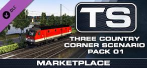 TS Marketplace: Three Country Corner Scenario Pack 01 Add-On