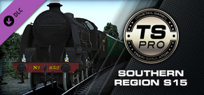 Train Simulator: Southern Railway S15 Class Steam Loco Add-On