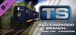 Train Simulator: B&O Kingwood Branch: Tunnelton - Kingwood Route Add-On