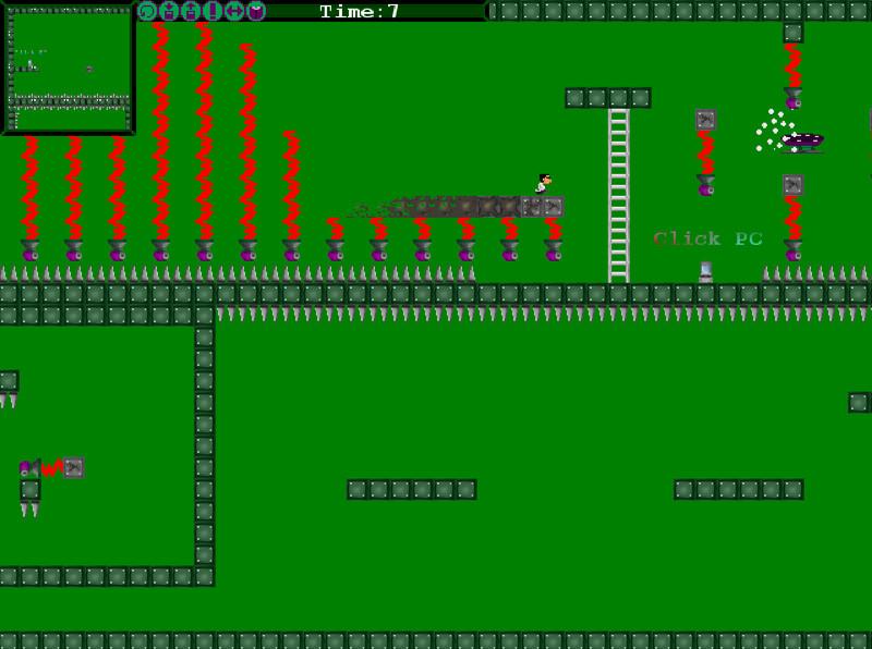 Logic Missile screenshot
