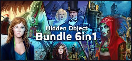 Hidden Object 6-in-1 bundle