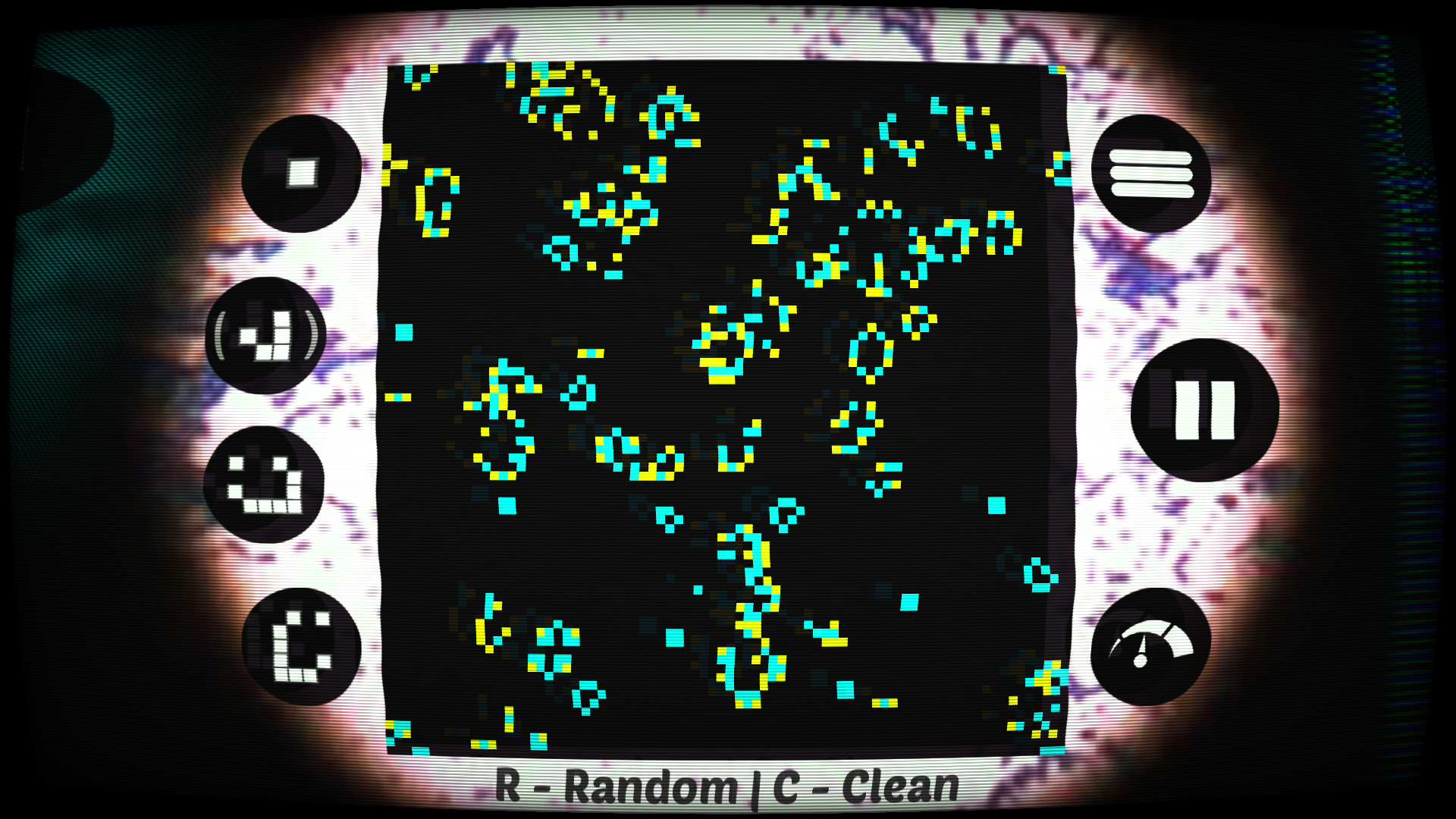 Bacteria screenshot