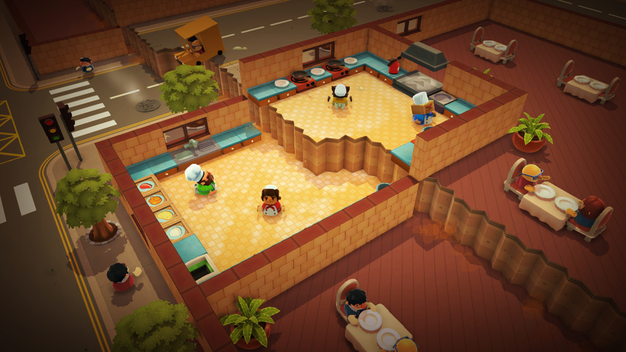 Overcooked screenshot