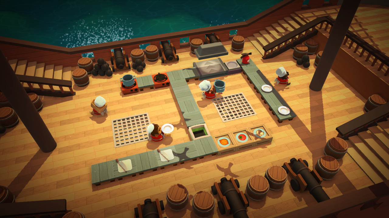 Overcooked Repack Small Size Highly Compressed
