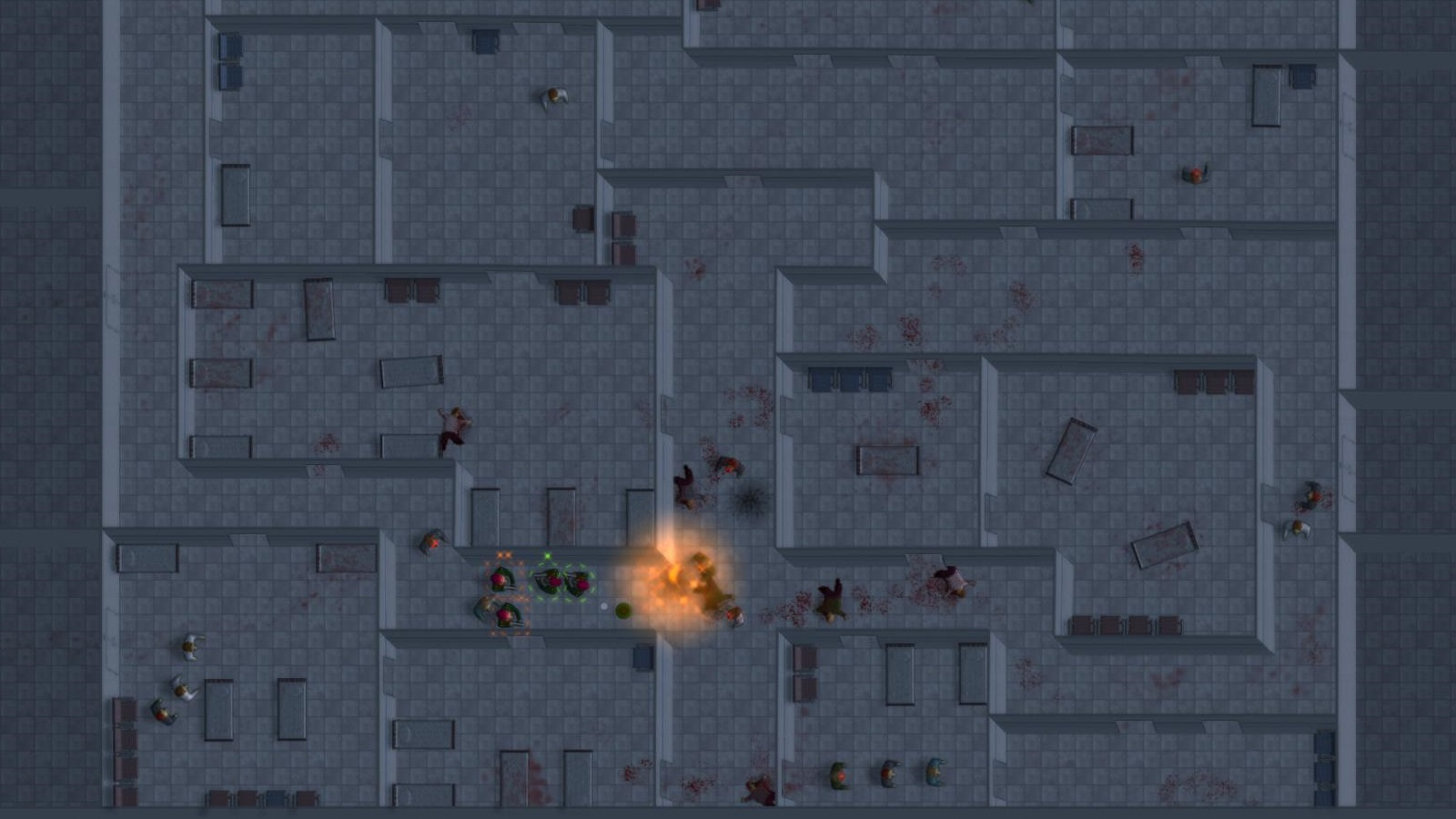 Rabiez: Epidemic screenshot