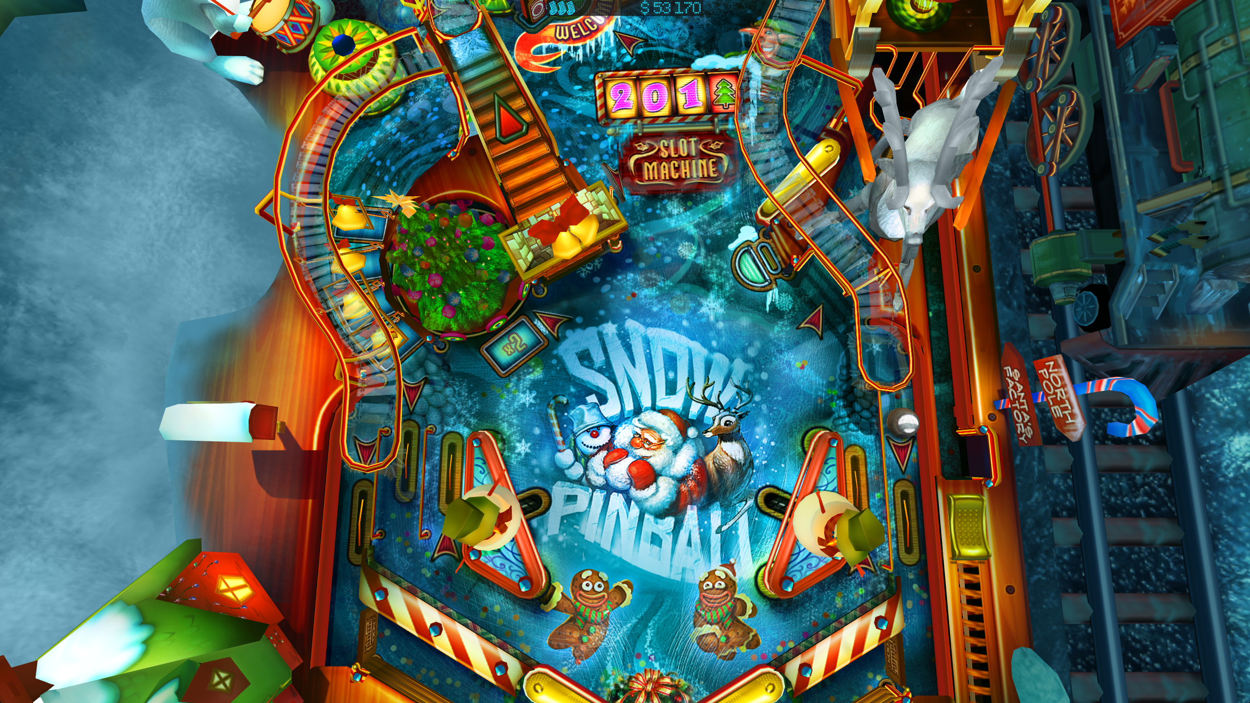 Pinball HD Collection screenshot