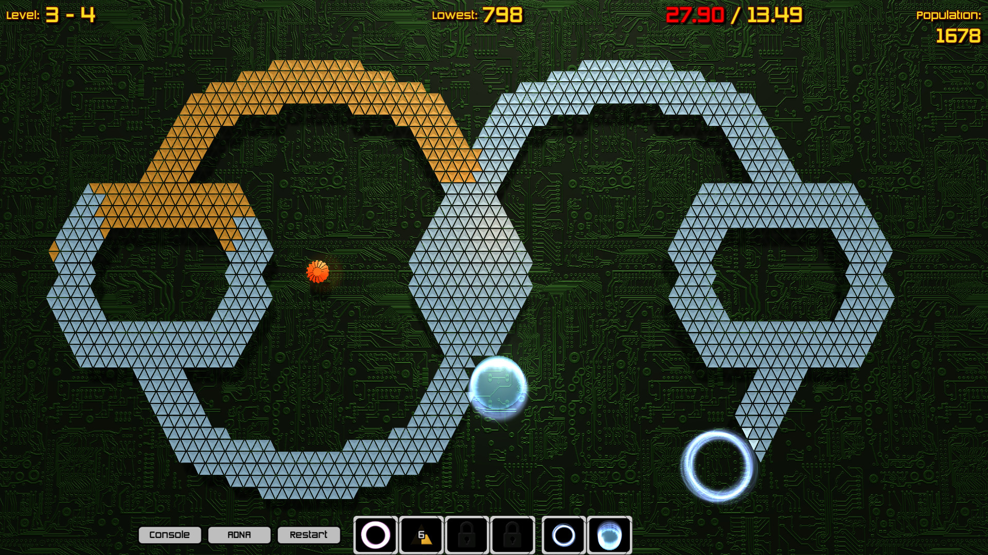 Nanobots screenshot