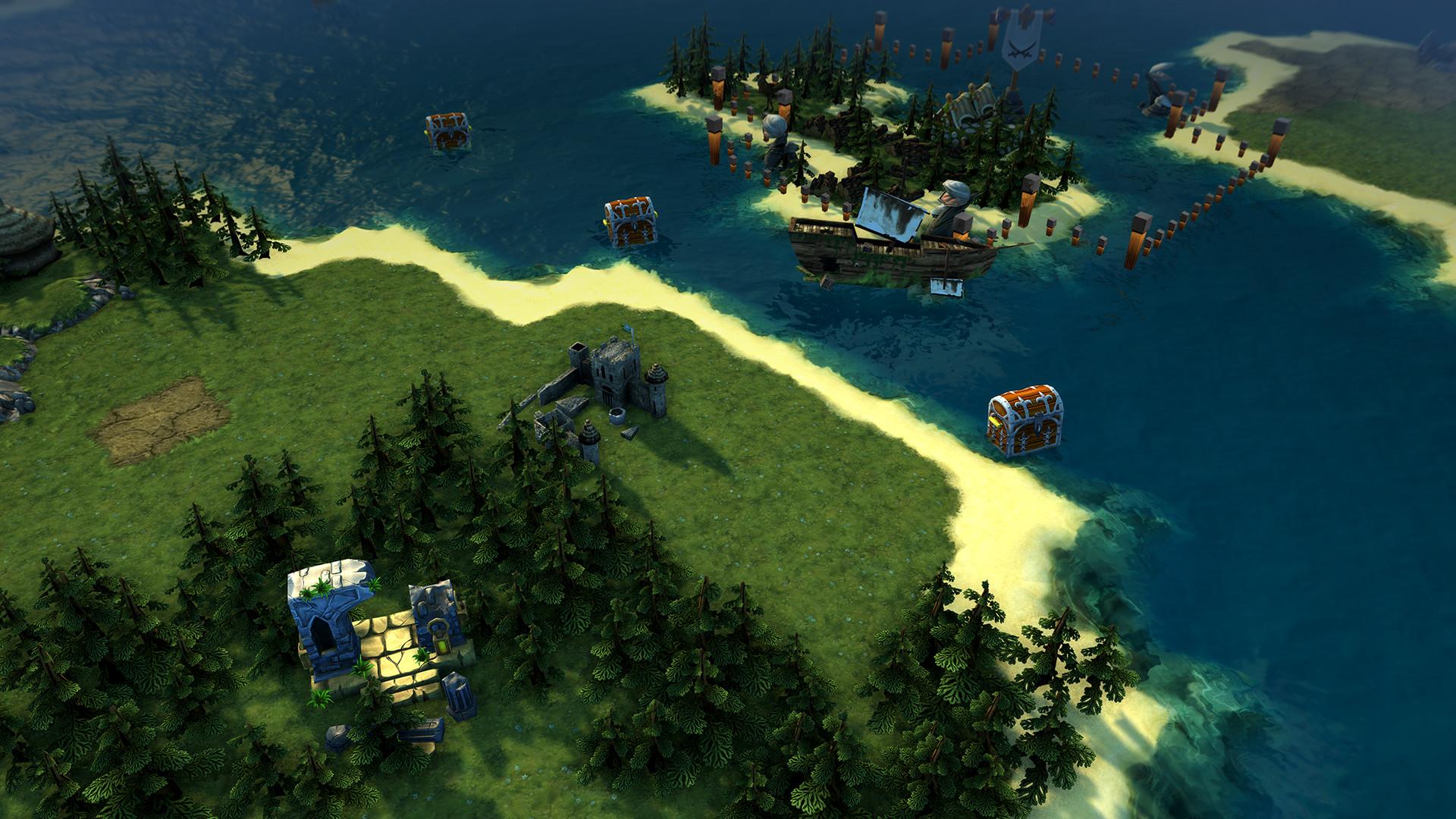 Planar Conquest screenshot