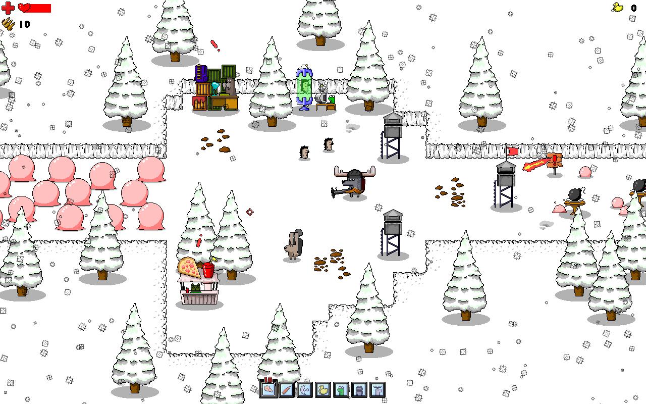 The Big Elk screenshot