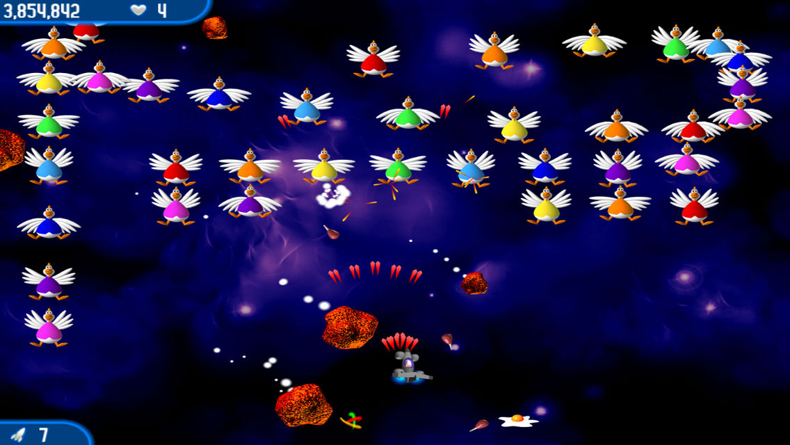 Download Chicken Invaders 2 The Next Wave Full Version For Free