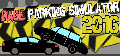 Rage Parking Simulator 2016 [Коллекционные карточки / Steam key]