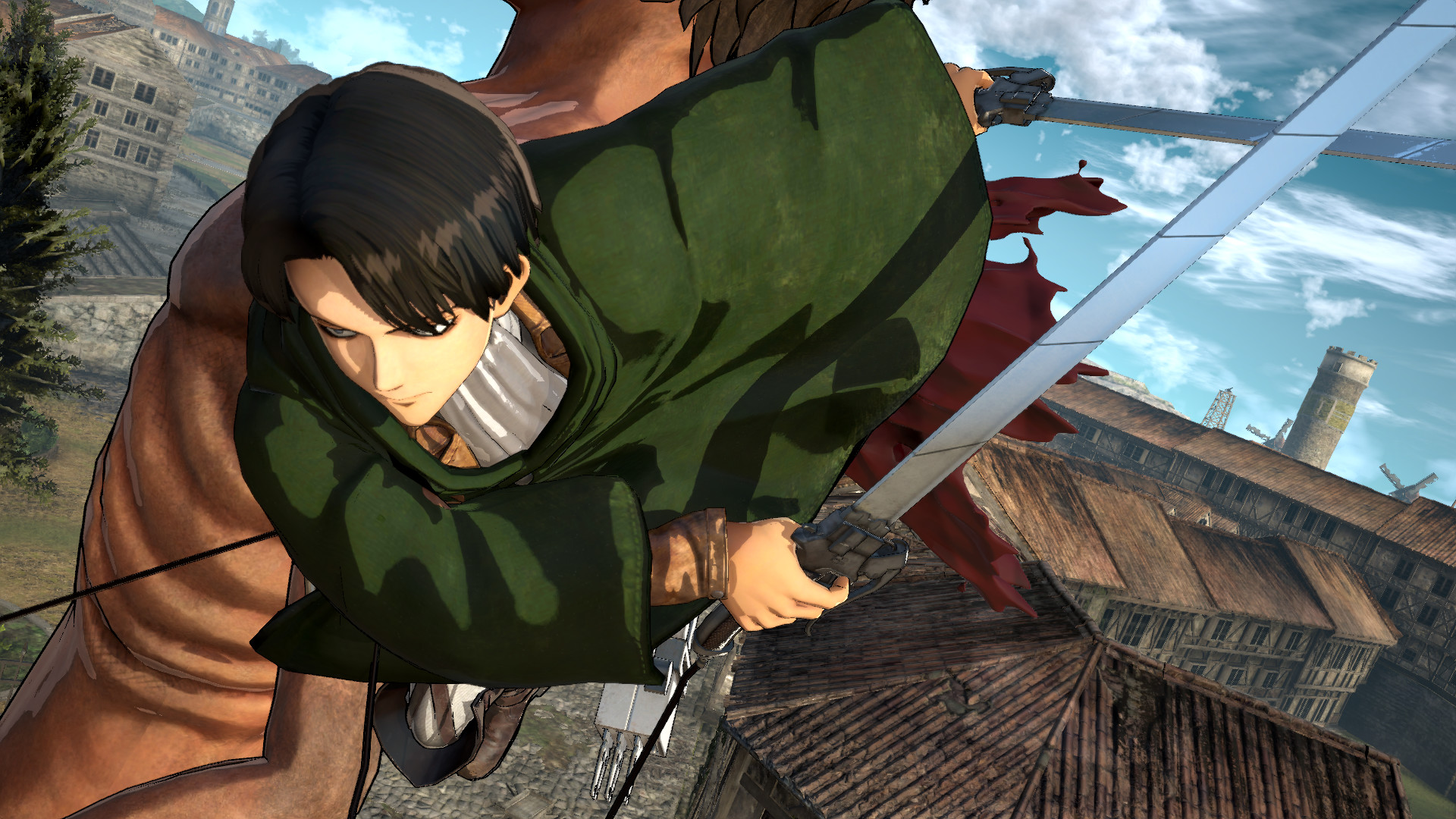 Attack on Titan Full Wings of Freedom Screenshot 2
