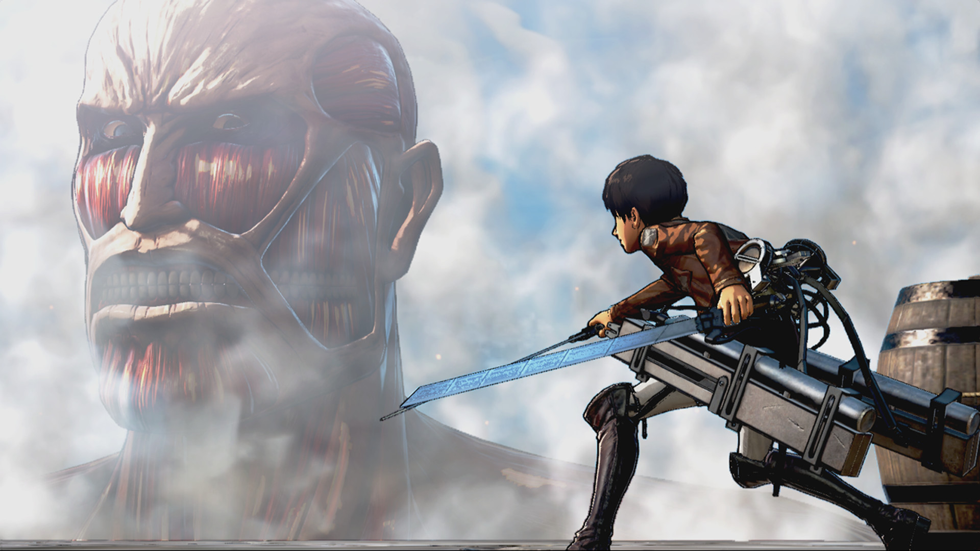 Attack on Titan Full Wings of Freedom Screenshot 1