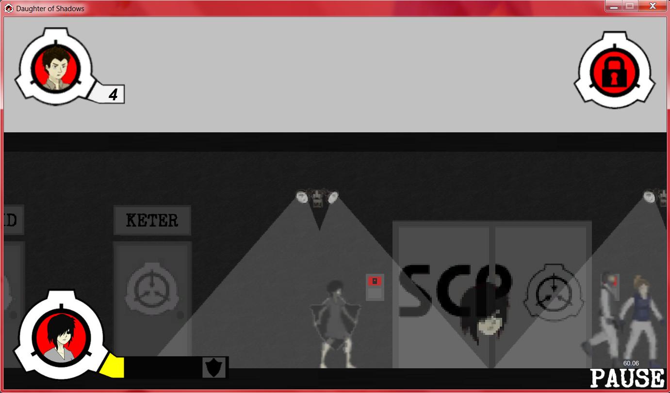 Daughter of Shadows: An SCP Breach Event screenshot