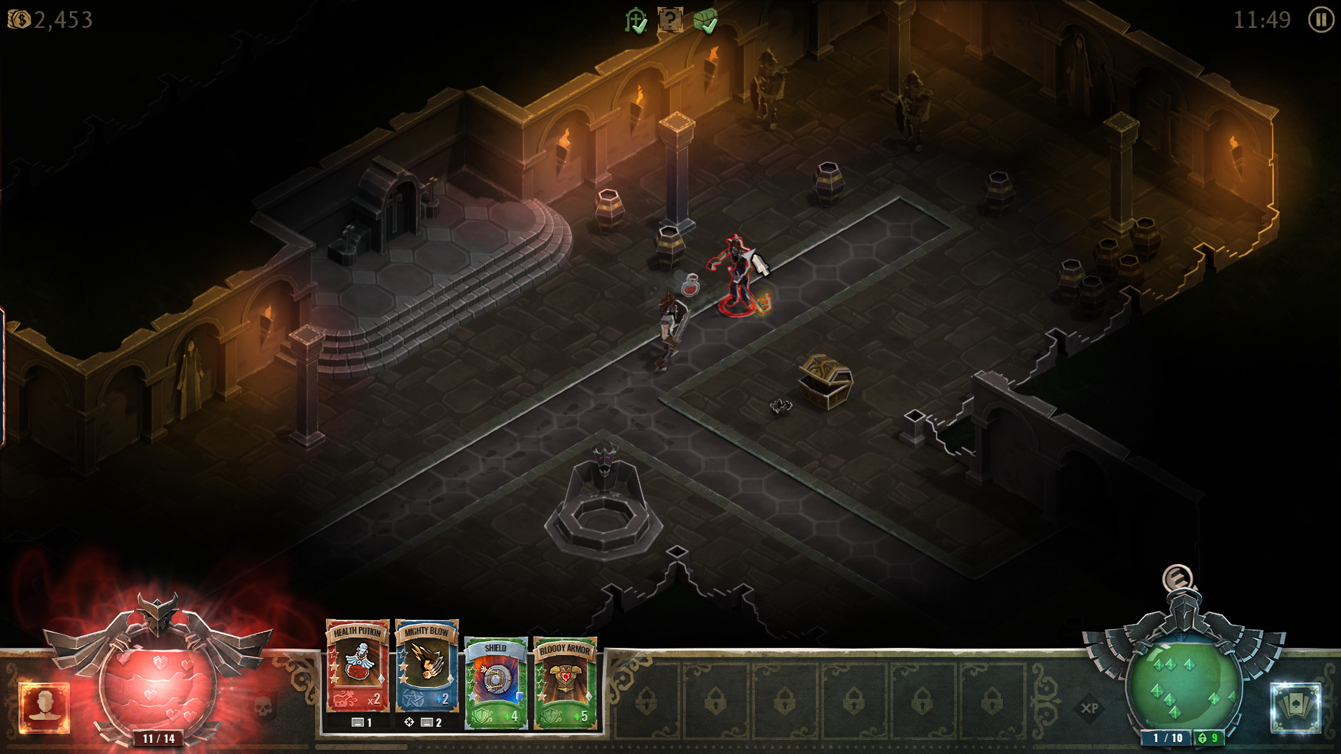 Book of Demons screenshot