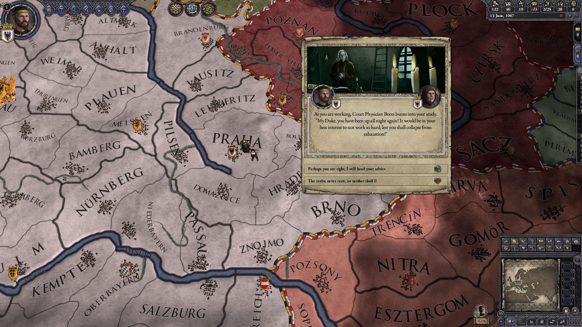 Crusader Kings II: The Reaper's