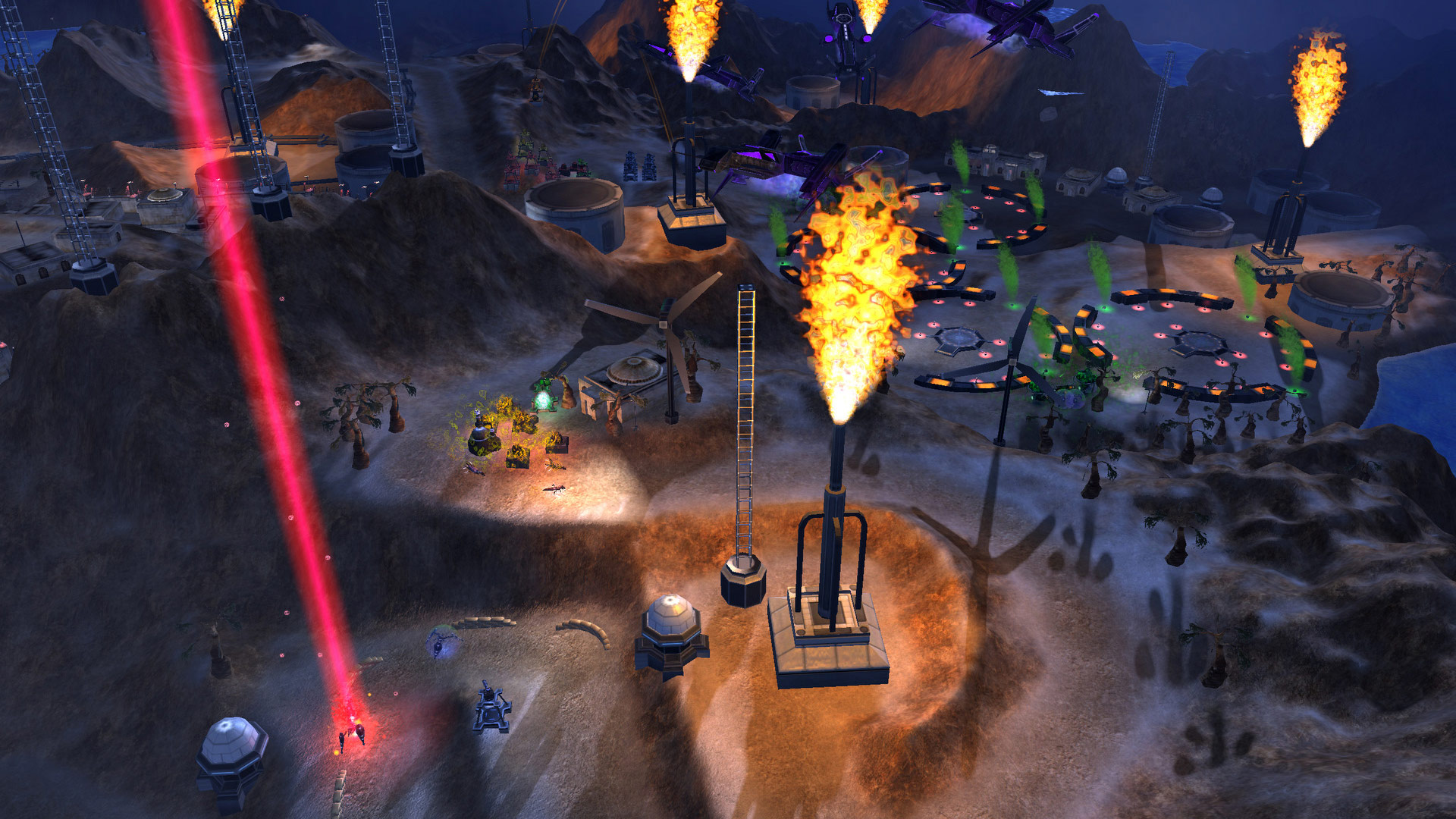 Sol Survivor screenshot