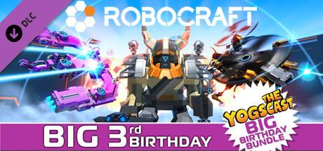 AStats - Robocraft - Big Birthday Bundle - Game Info