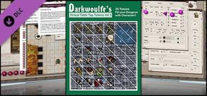 Fantasy Grounds - Top-Down Tokens - Darkwoulfe's Token Pack Vol 3