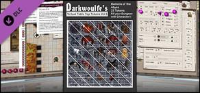 Fantasy Grounds - Top-Down Tokens - Darkwoulfe's Token Pack Vol 6