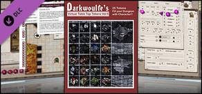Fantasy Grounds - Top-Down Tokens - Darkwoulfe's Token Pack Vol 9