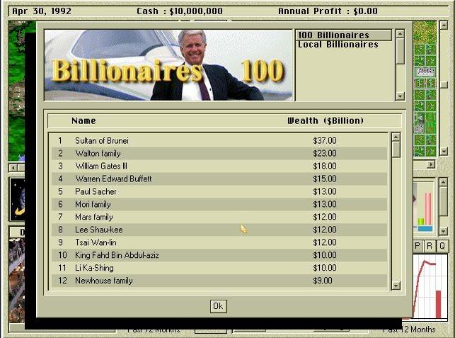 Capitalism Plus screenshot
