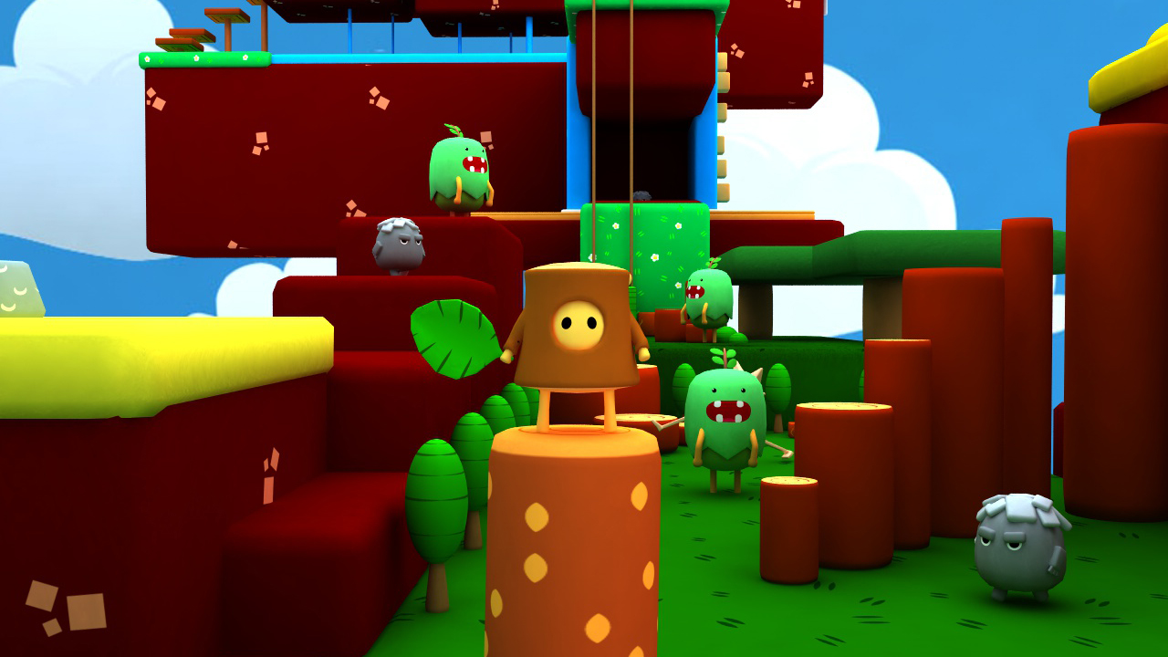 Woodle Tree Adventures - Soundtrack screenshot