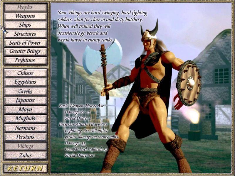 Seven Kingdoms: Ancient Adversaries screenshot