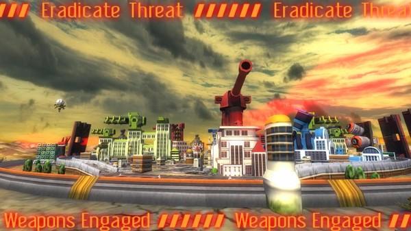 Aegis of Earth Protonovus Assault