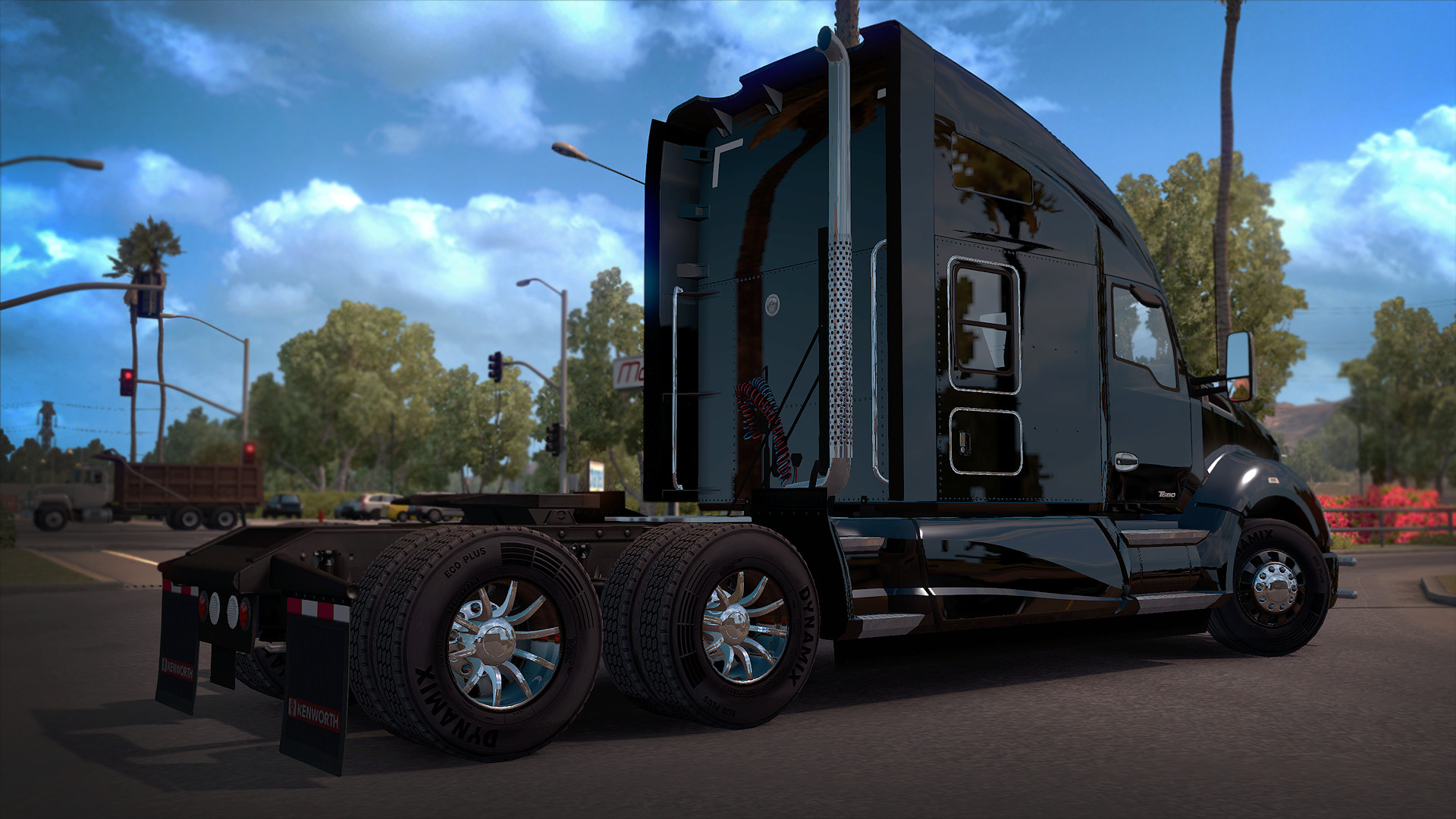American Truck Simulator - Wheel Tuning Pack screenshot