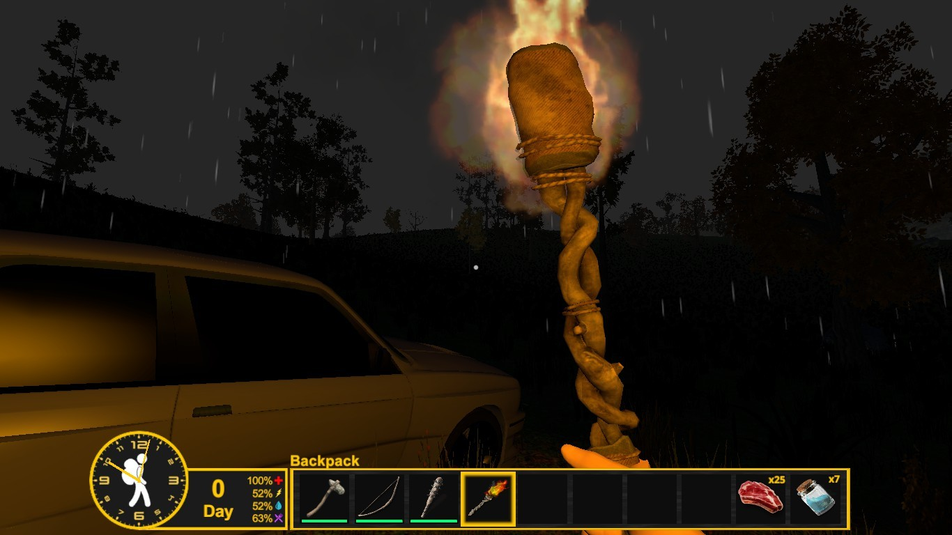 Andarilho screenshot