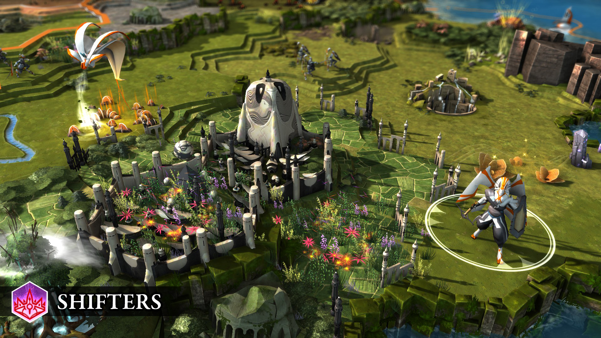 Endless Legend Shifters Expansion Gameplay 4