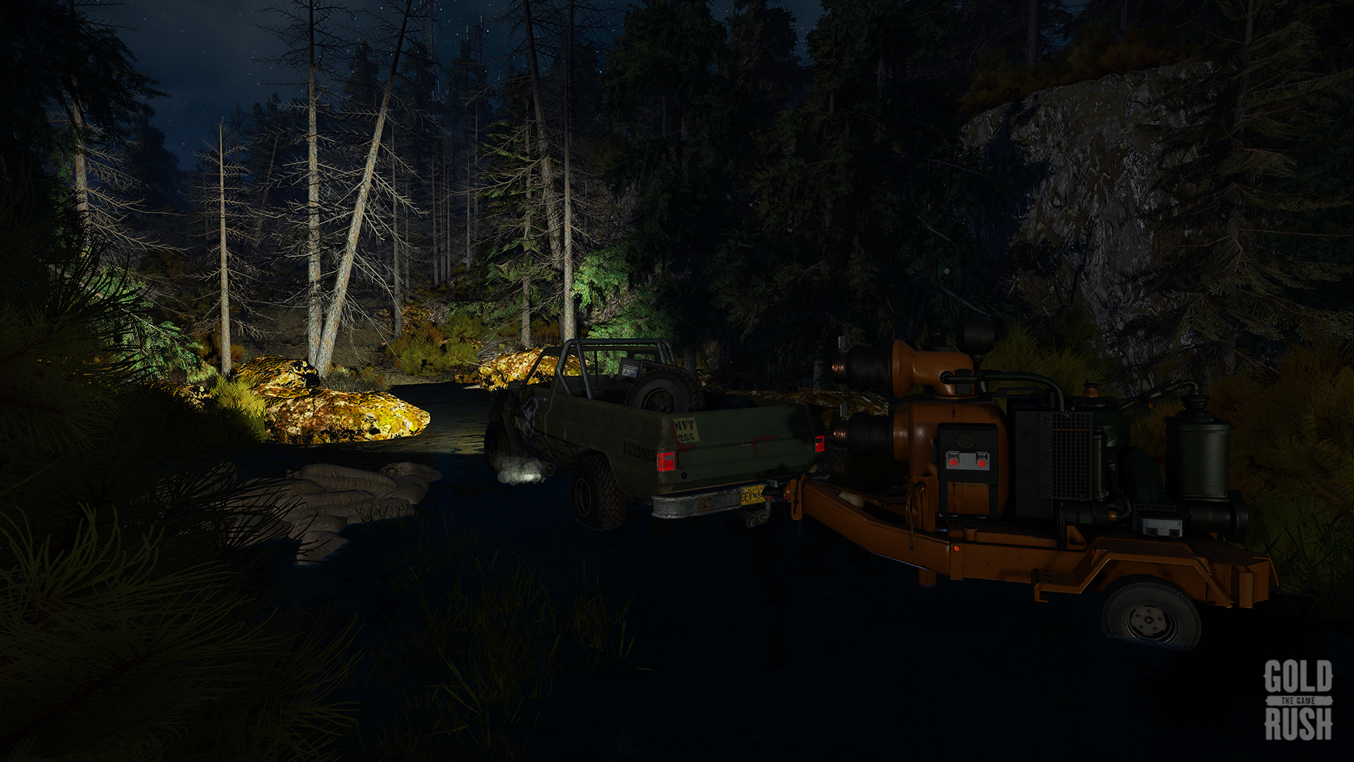 Gold Rush: The Game screenshot