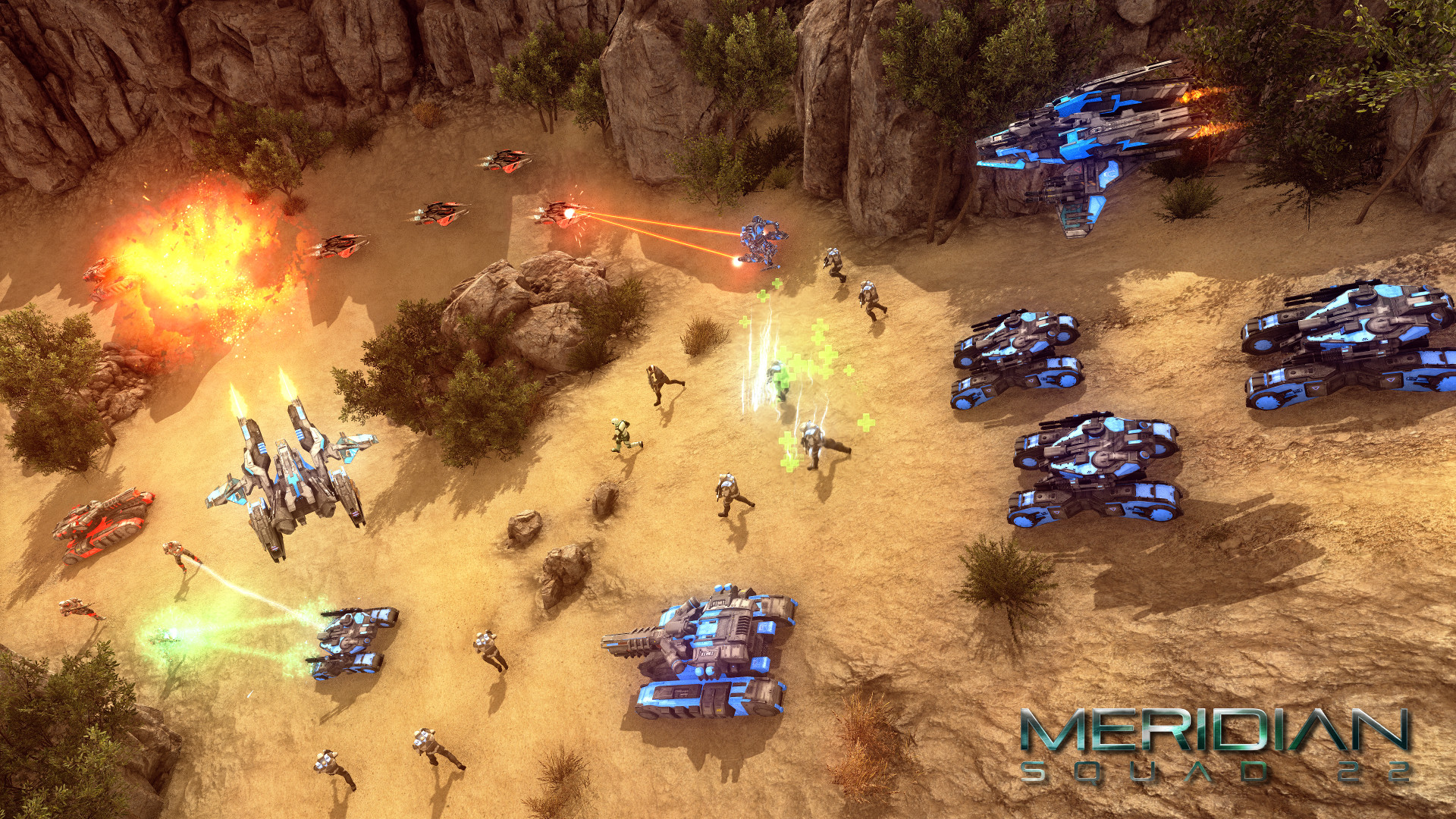 Meridian: Squad 22 screenshot