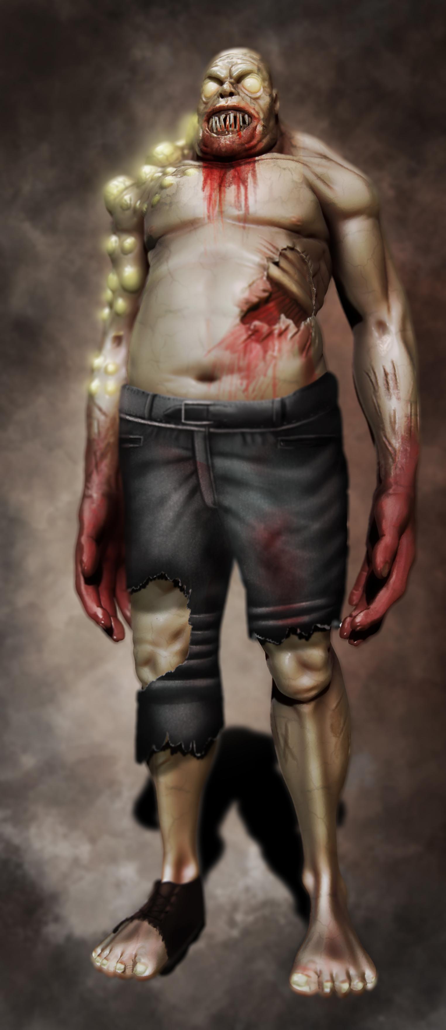 Zombies on a Plane - Digital Art Book + OST screenshot