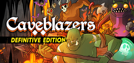 Caveblazers game image