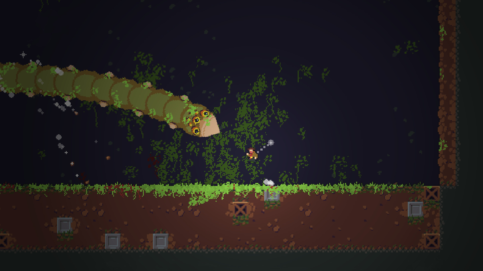 Caveblazers screenshot