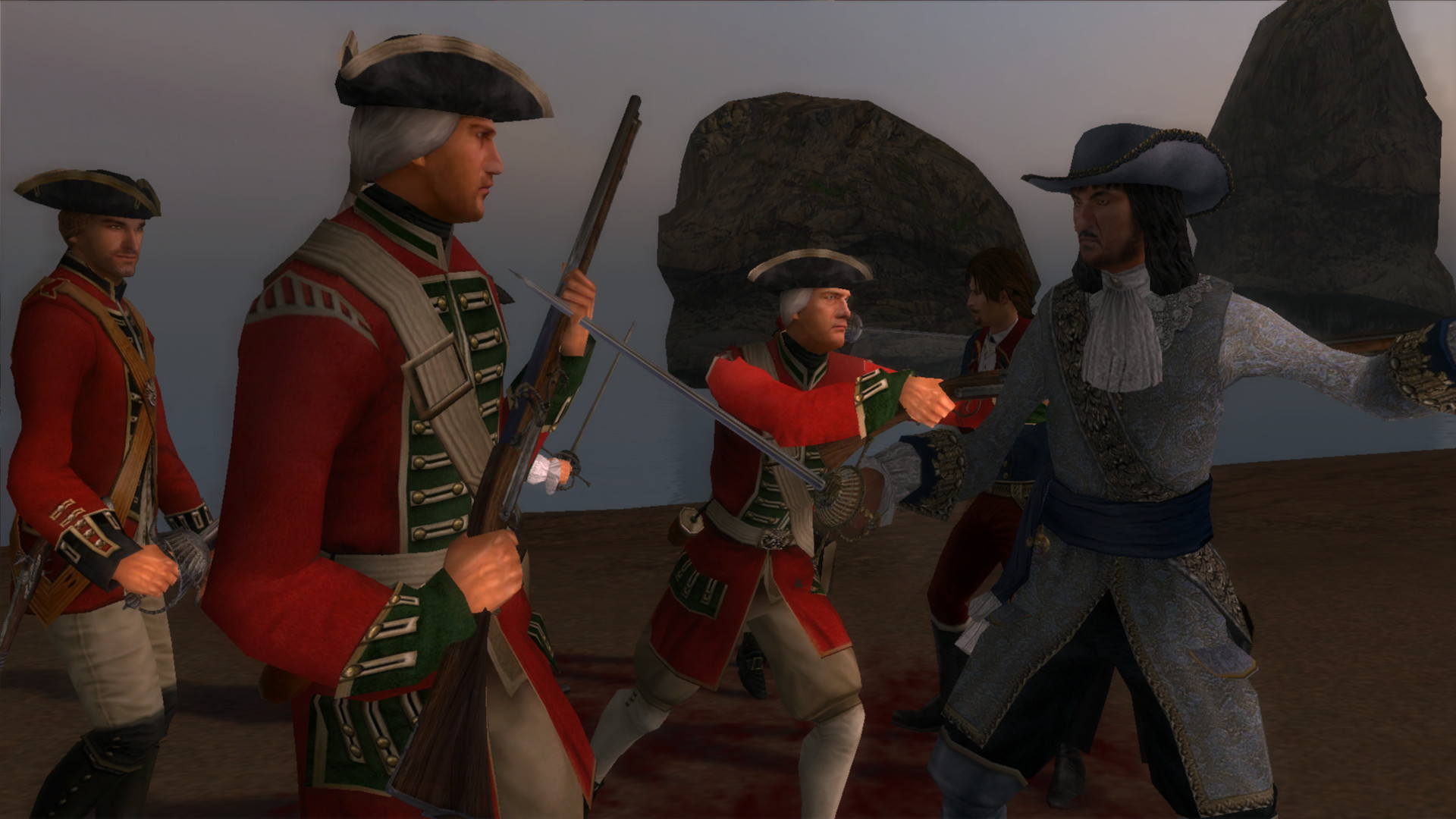 Sea Dogs: To Each His Own - Hero of the Nation screenshot