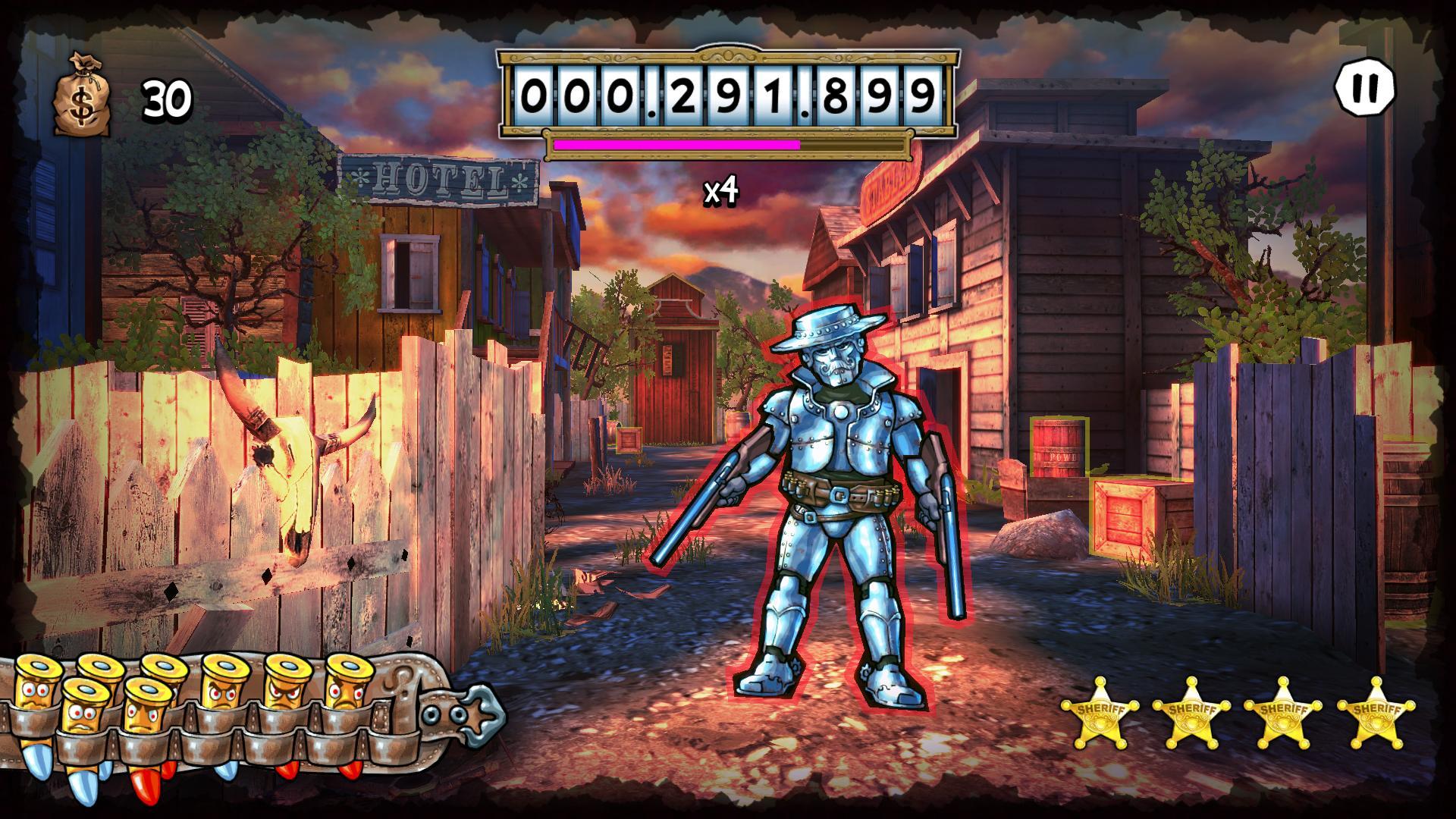 Mad Bullets screenshot