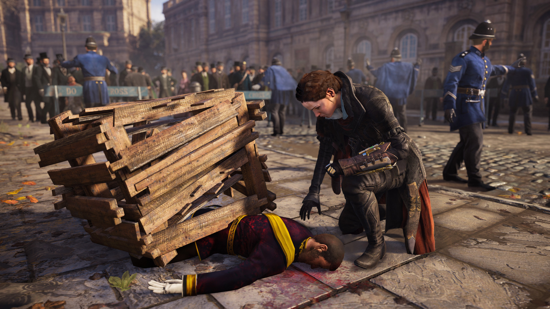Assassins Creed Syndicate The Dreadful Crimes Gameplay 3