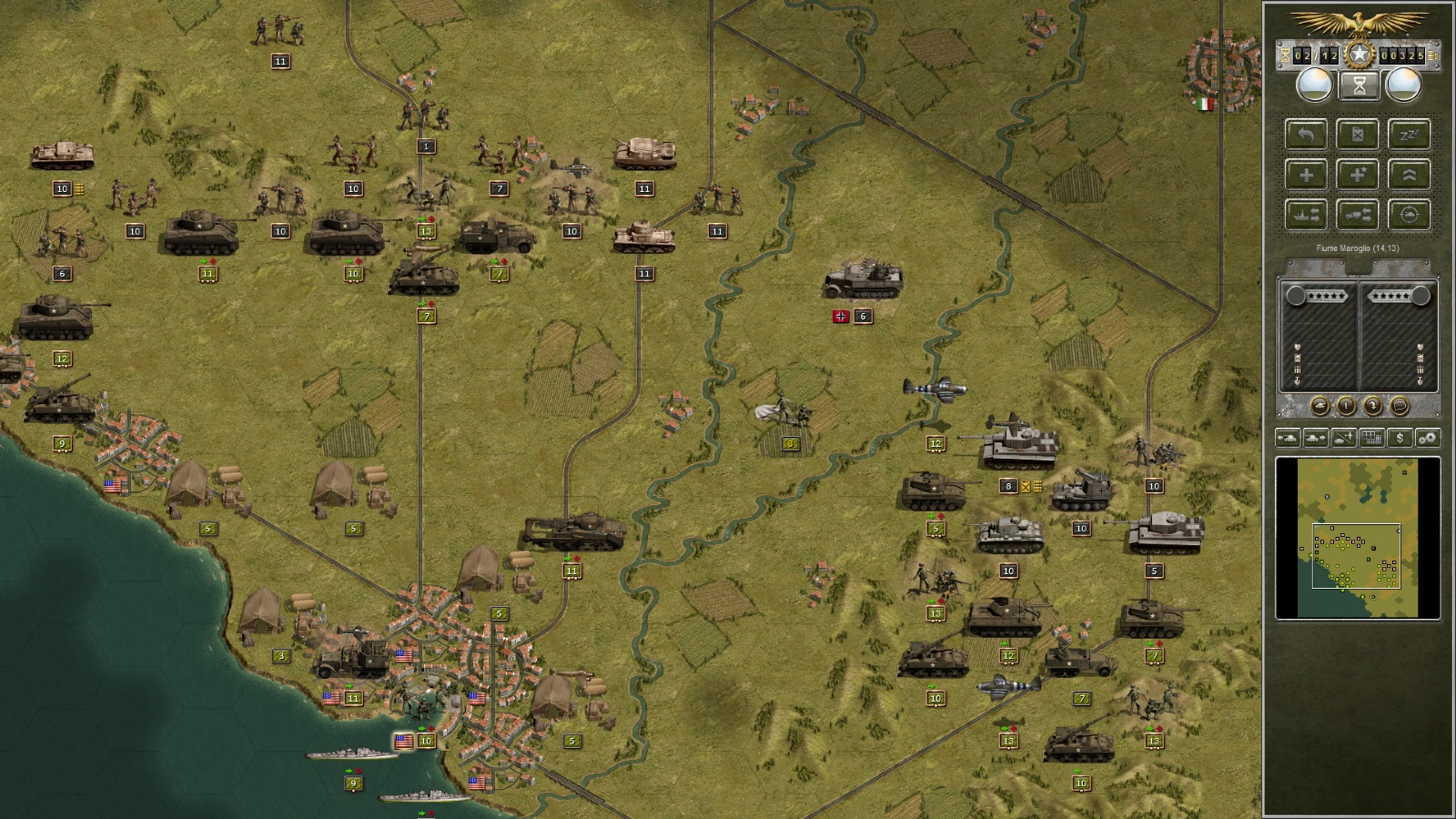 Panzer Corps: U.S. Corps [2011|Rus|Eng|Multi4]