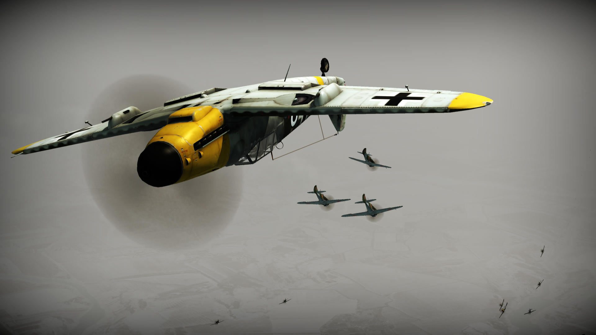 Wings of Luftwaffe Add-on screenshot